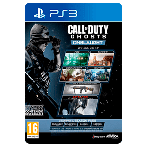 Call of Duty Ghosts: Onslaught (PS3/PS4)