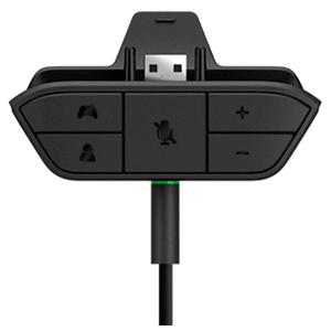 Adaptador para Auriculares Microsoft