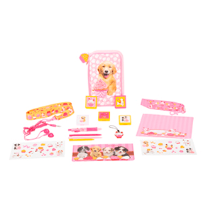 Kit 3DSXL Keith Kimberlin Cupcake Perros