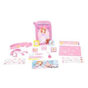 Kit Accesorios 16 en 1 Princesa Sofia 3DS-3DSXL