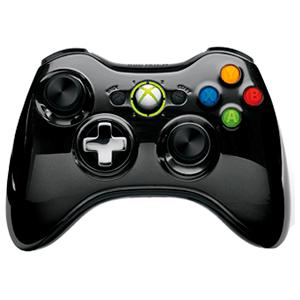 Controller Inalambrico Microsoft Chrome Negro