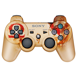 Controller Sony Dualshock 3 God of War Ascension