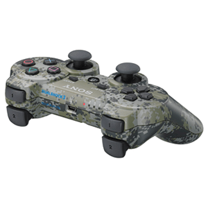 Controller Sony Dualshock 3 Urban Camouflage