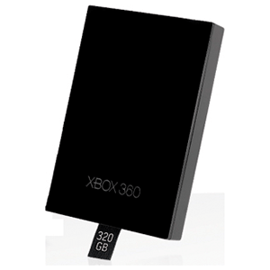 Disco Duro Interno Microsoft 320Gb