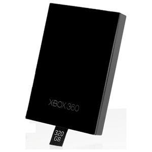 Disco Duro Interno Microsoft 320Gb