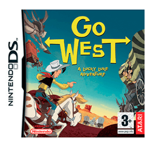 Lucky Luke Go West