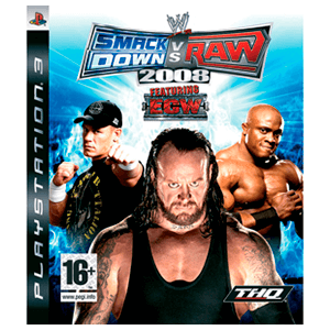 WWE SmackDown vs. Raw 2008 (Platinum)