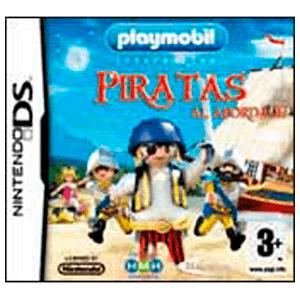 Playmobil Piratas al Abordaje