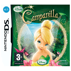 Disney Fairies: Campanilla