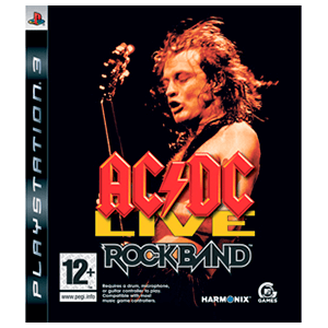 Rock Band: AC/DC (Pack de Canciones)