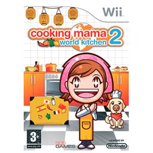 Cooking Mama 2: Cocina del Mundo