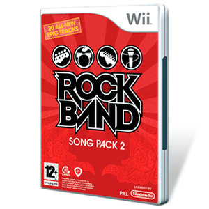 Rock Band (Pack de Canciones 2)