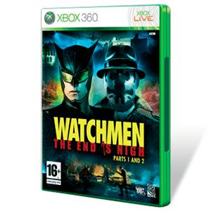 Watchmen: El Fin está Cerca Partes 1 y 2