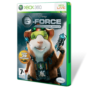 G-Force Licencia Para Espiar