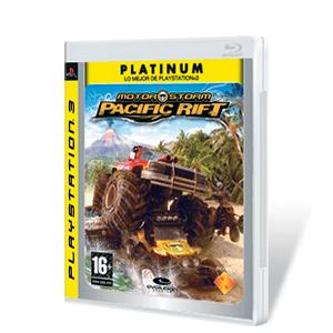 Motorstorm Pacific Rift Platinum
