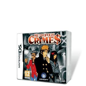 Metropolis Crimes
