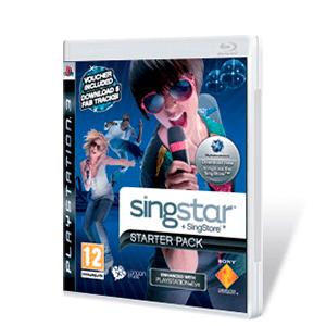 Singstar: Starter Pack