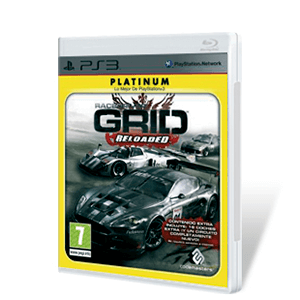 Race Driver Grid (Platinum)