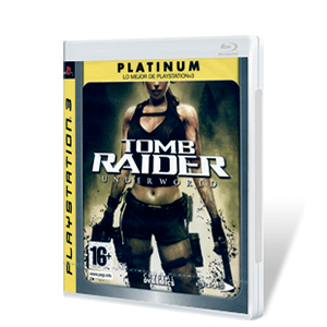 Tomb Raider Underworld (Platinum)