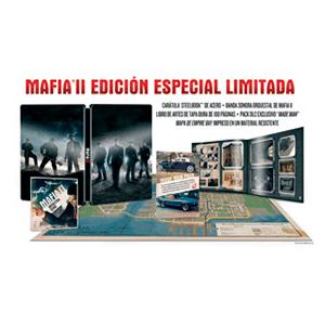 Mafia II Edicion Coleccionista