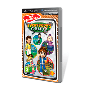 Everybody's Golf 2 Essentials
