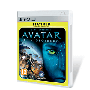 James Cameron Avatar (Platinum)