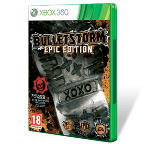 Bulletstorm Epic Edition