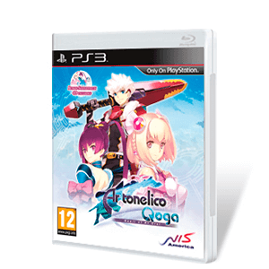 Ar Tonelico Qoga: Knell of Air Ciel