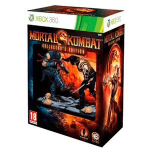 Mortal Kombat 9 (Kollector Edition)