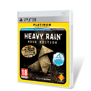 Heavy Rain Edición Move Platinum