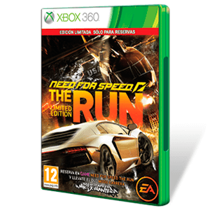 Need for Speed: The Run Edicion Limitada
