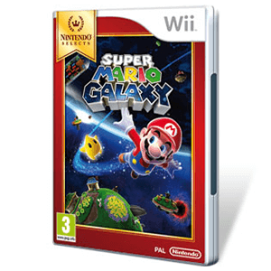 Super Mario Galaxy Nintendo Selects