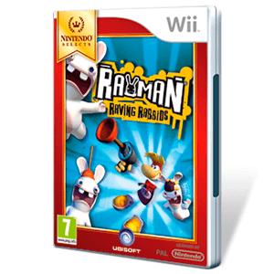 Rayman Raving Rabbids Nintendo Selects