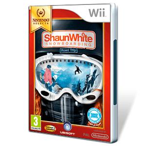Shaun White Snowboarding Nintendo Selects
