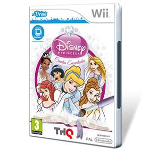 Princesas Disney Cuentos Encantados (Udraw)