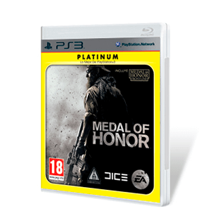 Medal of Honor [D] (Platinum)