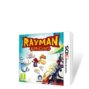 Rayman Origins 3D