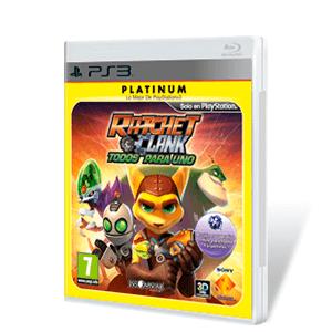 Ratchet & Clank: Todos Para Uno Platinum
