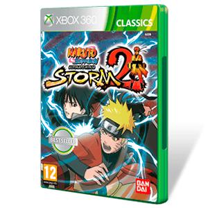 Naruto Shippuden Ultimate Ninja Storm 2 Classics
