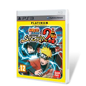 Naruto Shippuden Ultimate Ninja Storm 2 Platinum