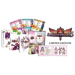 Arcana Heart 3 (Edición Limitada)