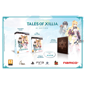 Tales of Xillia D1 Edition