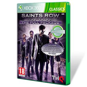 Saints Row: The Third Classics