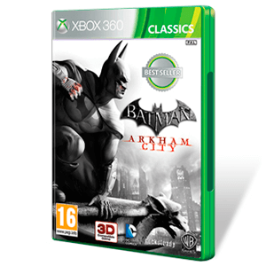 Batman Arkham City Classics
