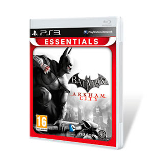 Batman Arkham City Essentials