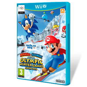 Mario & Sonic en los JJ.OO. de Invierno Sochi 2014
