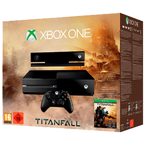 Xbox One 500Gb + TitanFall
