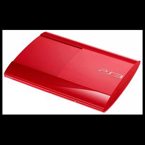 Playstation 3 Slim 500Gb Roja