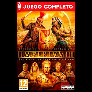 Imperivm III: Grandes Batallas de Roma