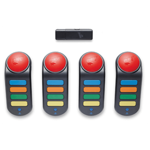 Buzzers Inalambricos (compatibles PS2)